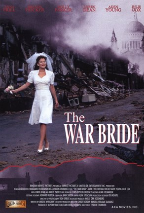 Framed War Bride (movie poster) Print