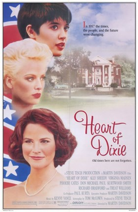 Framed Heart of Dixie Print