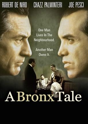 Framed Bronx Tale Print