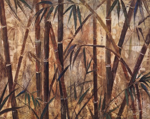 Bamboo Forest I by Judeen