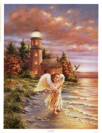 A Little Faith Fine Art Print By Dona Gelsinger At
