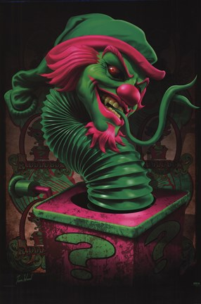 Icp Riddle Box Wall Poster By Tom Wood At Fulcrumgallery Com