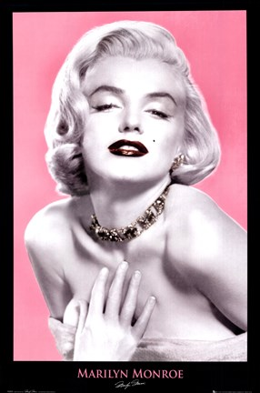 Marilyn Monroe - Seduce Wall Poster by Unknown at FulcrumGallery.com