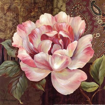 esperance rose mini fine art print by pamela gladding at