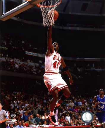 Michael Jordan 1994 95 shooting