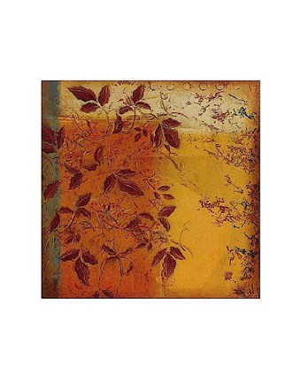 Framed Spring Reflections II Print