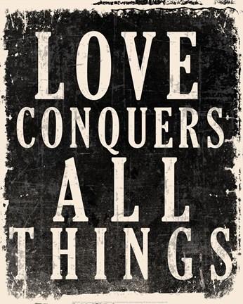 Popular Love Conquers All Books