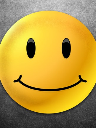 Smiley Face Fine Art Print By Unknown At Fulcrumgallery Com
