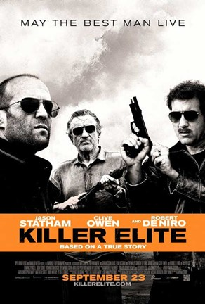 Framed Killer Elite Print