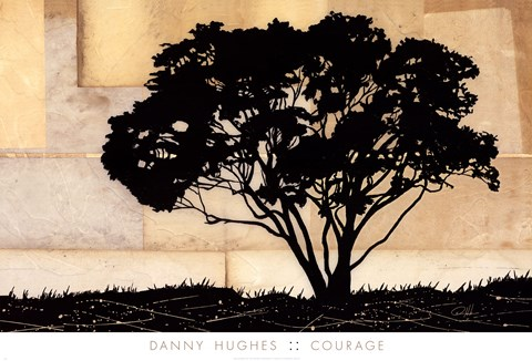 Courage Fine Art Print By Danny Hughes At Fulcrumgallery Com