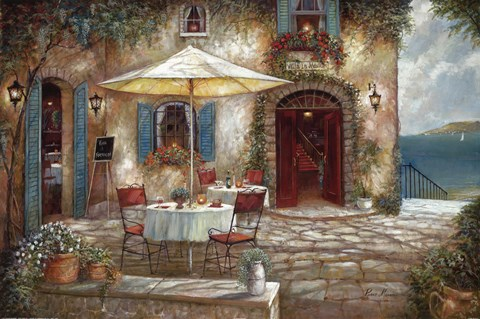 Casa D Amore Fine Art Print By Ruane Manning At