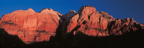 Zion National Park UT USA by Panoramic Images