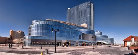 Newest Revel casino at Atlantic City, Atlantic County, New Jersey, USA by Panoramic Images