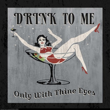 Drink to Me by Erin Clark