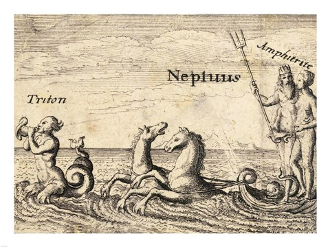 the greek gods neptune fine art print by unknown at fulcrumgallery com