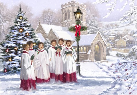 Image result for christmas choir
