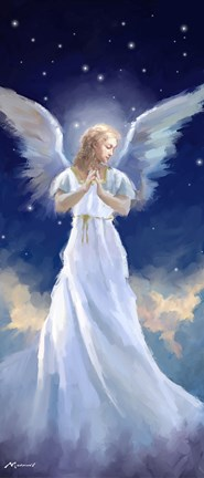 Angel Fine Art Print By The Macneil Studio At Fulcrumgallery Com