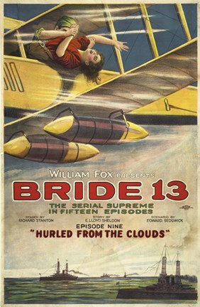 Framed Bride 13, The Movie Print