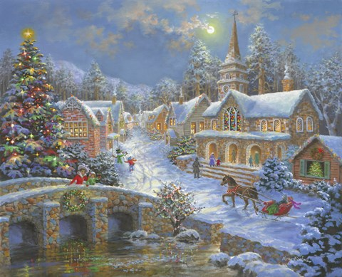 Heaven On Earth 2 Fine Art Print By Nicky Boehme At