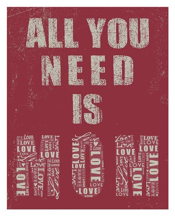 Framed All You Need Is Mom Print