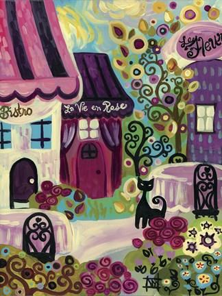 La Vie En Rose Fine Art Print by Natasha Wescoat at FulcrumGallery.com