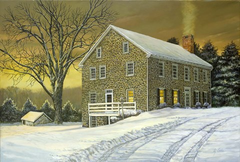 Mill House by Jerry Cable