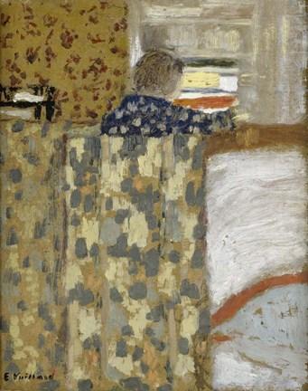 Edouard Vuillard The Linen Closet, C. 1893