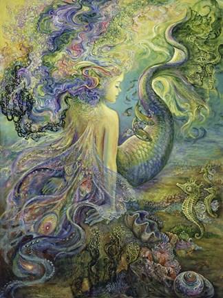Josephine Wall Mer Fairy