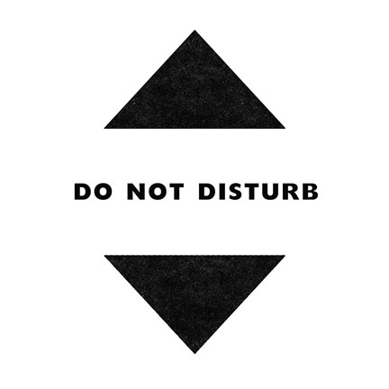 Framed Do Not Disturb - Gamer Print