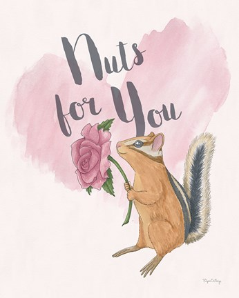 My Furry Valentine Iv Fine Art Print By Elyse Deneige At Fulcrumgallery Com