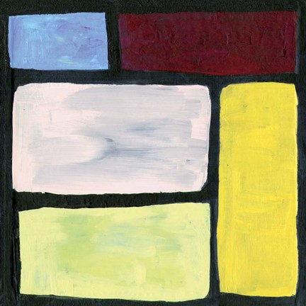 Color Block 2 Fine Art Print By Summer Tali Hilty At