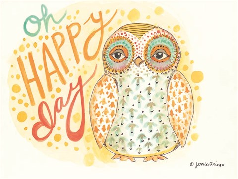 oh happy day fine art print by jessica mingo at fulcrumgallery com