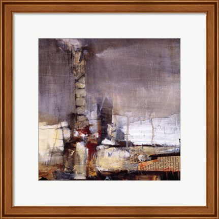 Framed Industrial Revolution II Print