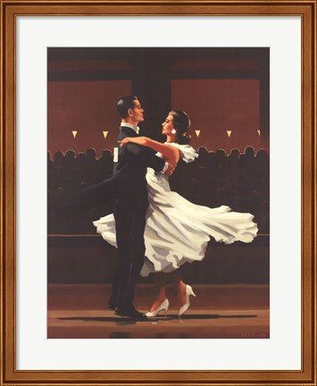 Framed Take This Waltz Print